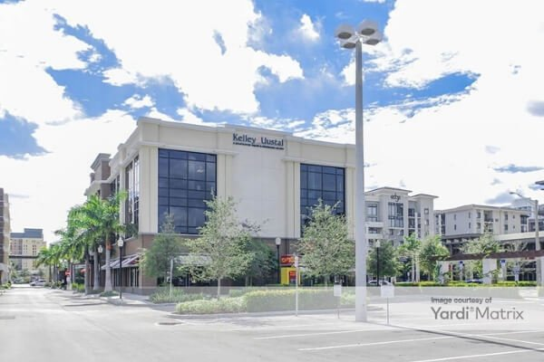 L Cox Flooring - Flooring Contractors - 500 North Federal Project - back of building view