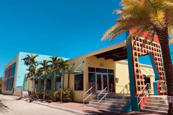 Commercial Flooring Installation - Delray Beach - Seamless Flooring