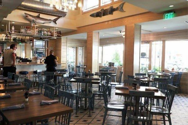 Commercial Flooring Project for Restaurant in Boca Raton - Flooring Installation