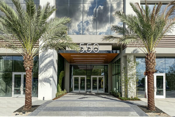 Commercial Flooring Project in Fort Lauderdale - Exterior - L Cox Flooring
