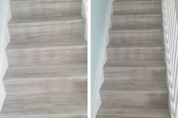 LVT Flooring Project - L Cox Flooring - Florida Flooring Contractor