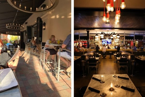 Restaurant Flooring Installation - Flooring Contractor L Cox Flooring