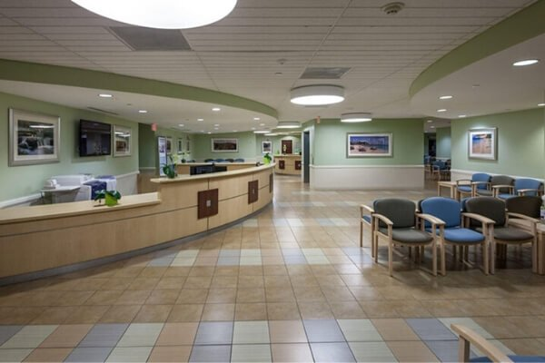 Health Care Facility - L Cox Flooring Commercial Flooring Project
