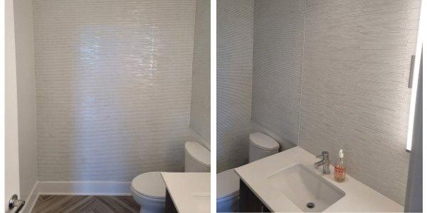 Bathroom Renovation - Residential Flooring - L Cox Flooring