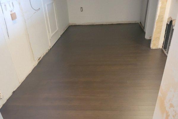Flooring Renovation - Luxury Vinyl Planks - LVT - L Cox Flooring