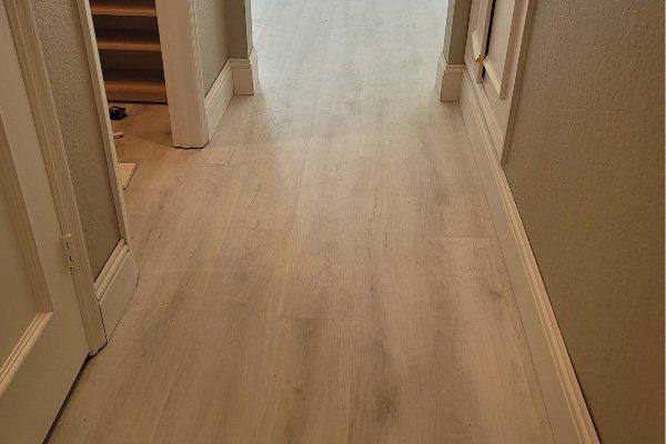 LVT Flooring Installation - Residential Floors - L Cox Flooring