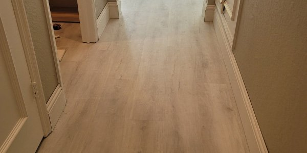 LVT Flooring Installation - Residential - L Cox Flooring