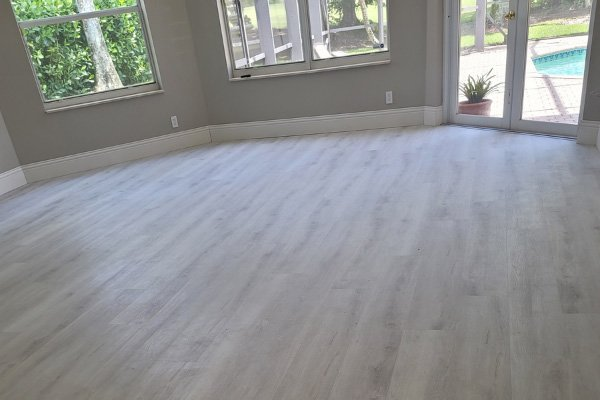 Luxury Vinyl Planks Flooring Installation - Residential Floors - L Cox Flooring