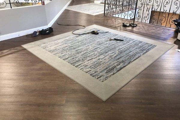 Senior Living Facility - Flooring Carpet and LVT - L Cox Flooring